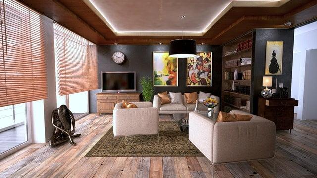 casa moderna madera