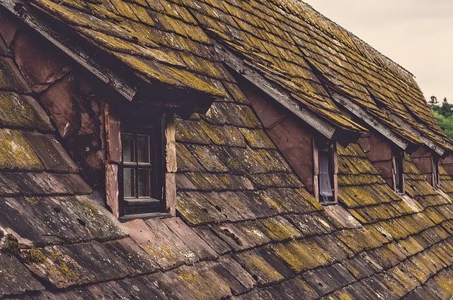 como reparar tejado